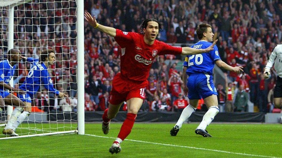 Ex Liverpool Forward Luis Garcia Retires Football News Espn Co Uk