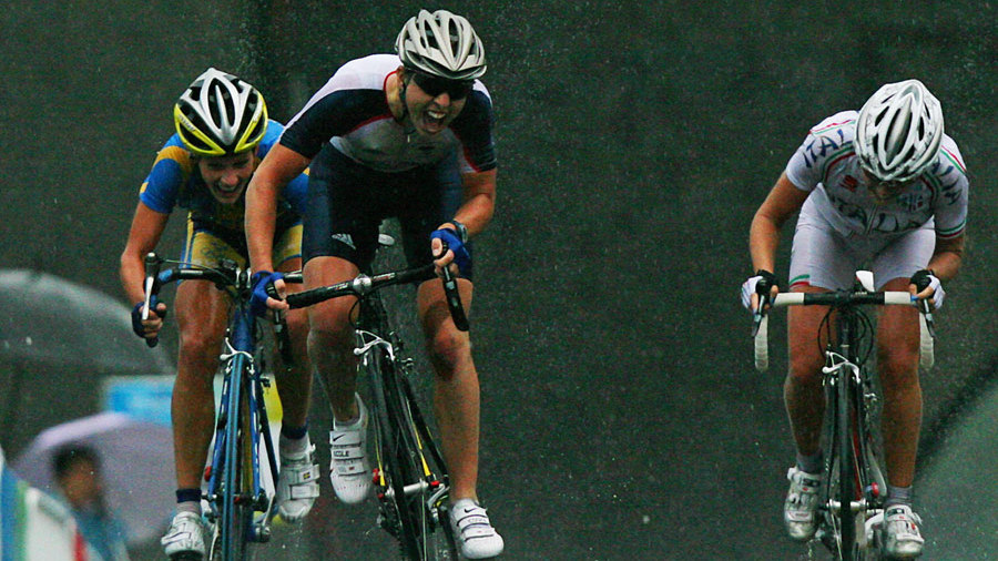 For every Lance Armstrong, there's a Nicole Cooke