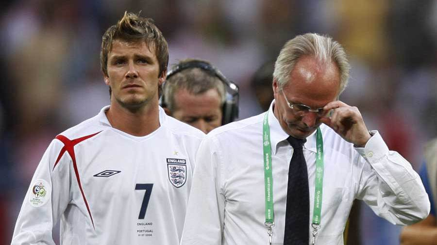 England won't win World Cup, says former boss Sven-Goran Erikkson | Football News | ESPN.co.uk
