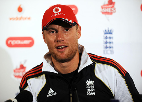 12380 - Andrew Flintoff admits to battle with depression