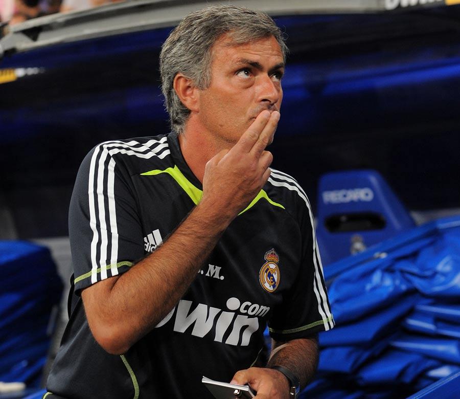12472 - Mourinho to England rumours rubbish - Butragueno
