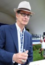 John Henry attends the Baseball Hall of Fame induction ceremony