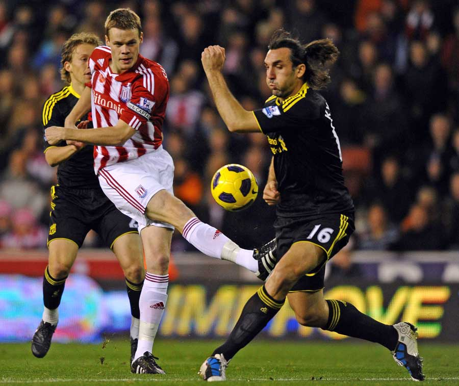 16682 - 'Underdogs' Stoke do not fear Manchester City