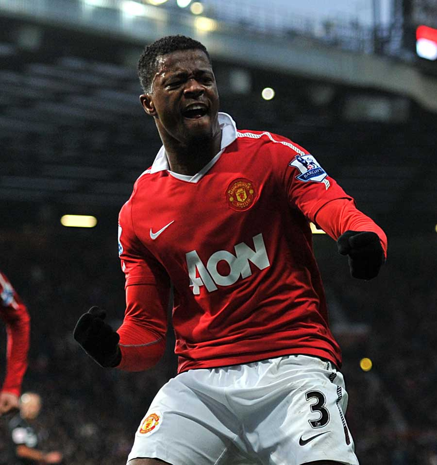 17011 - Patrice Evra to decide United future in summer