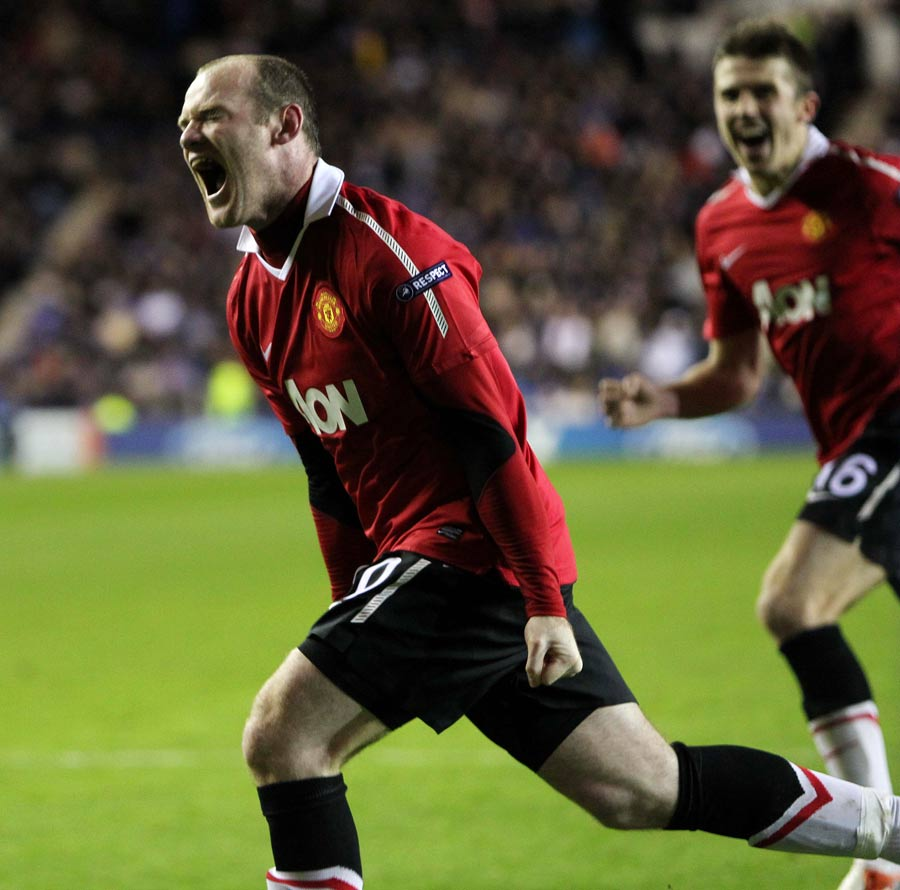 17261 - Wayne Rooney set for Olympic role