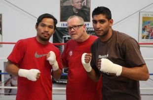 Amir Khan Training in the Philippines