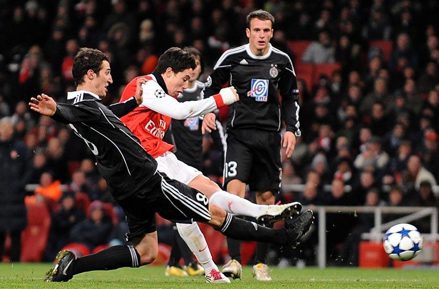 17934 - Nasri needs Arsenal - Wenger