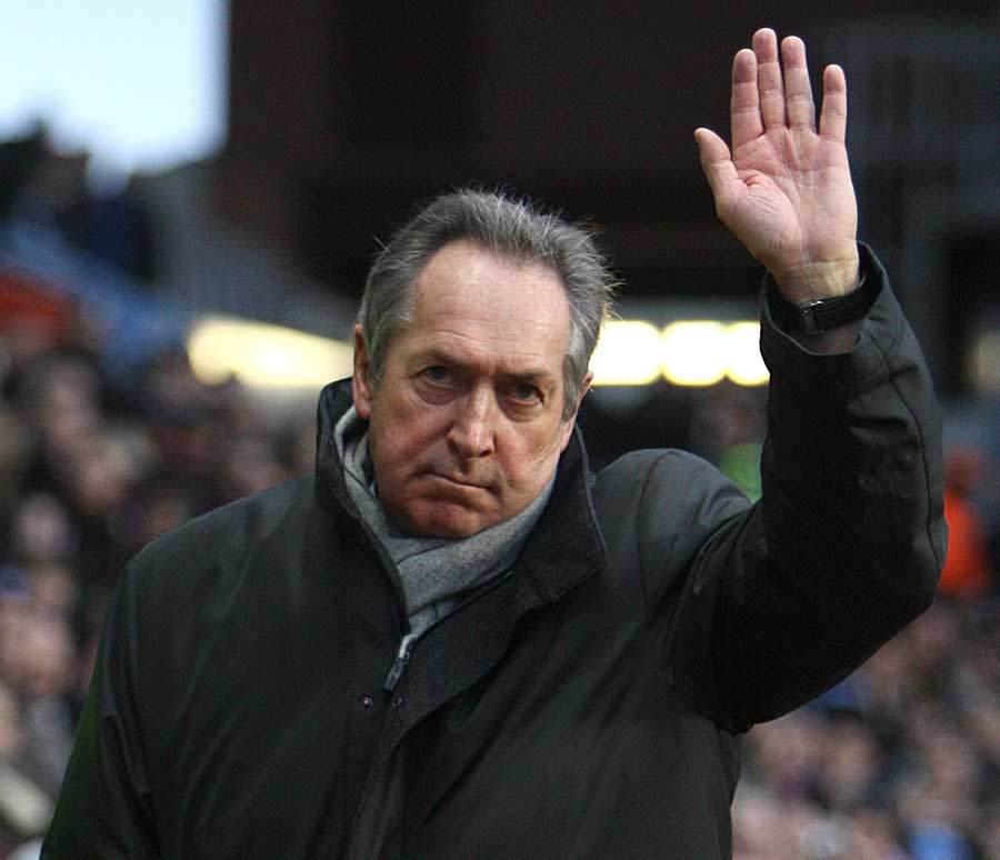 18023 - Houllier steps down as Aston Villa manager