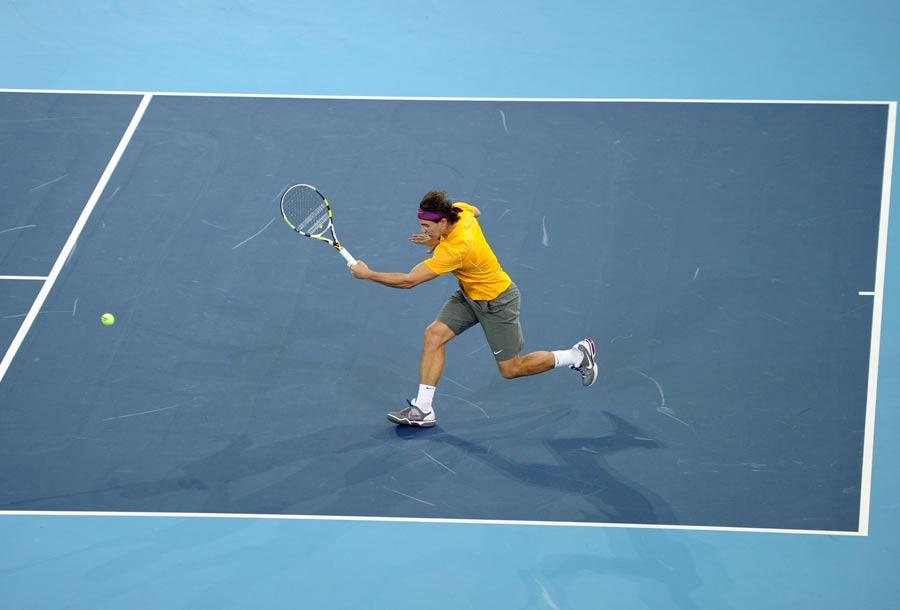 18478 - Nadal avenges Federer defeat in Madrid