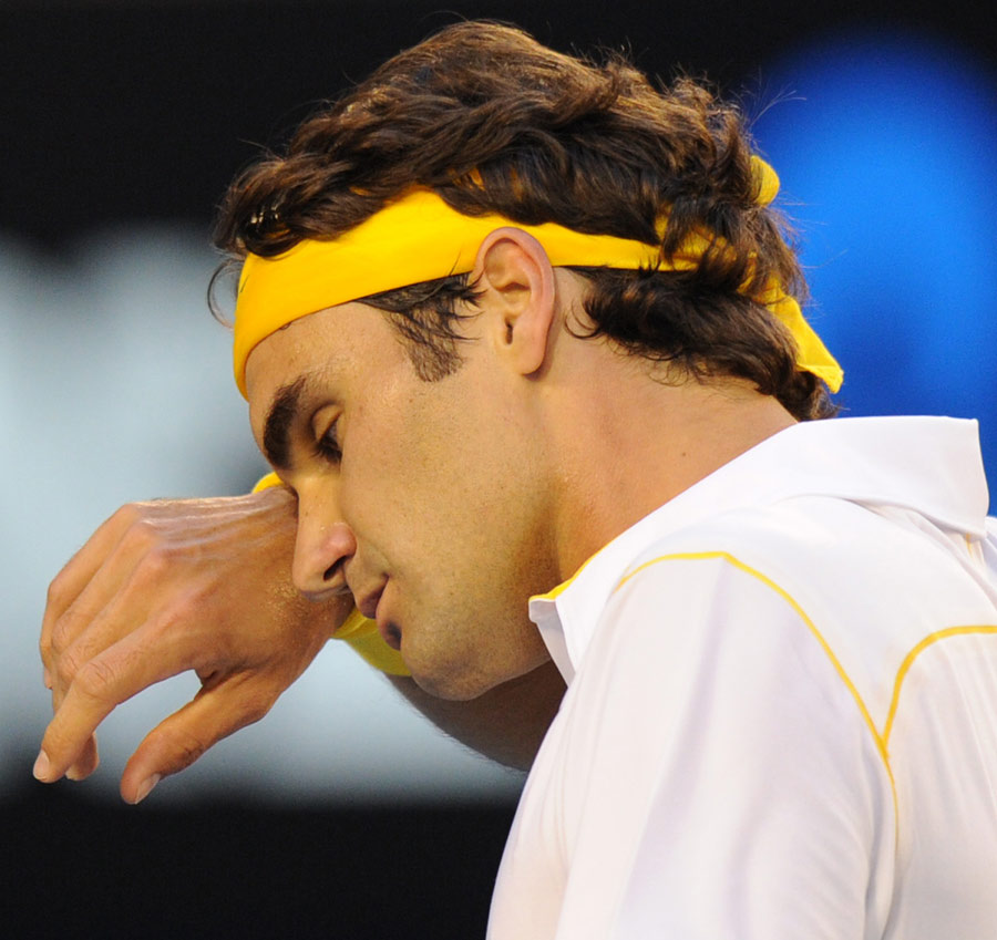 19925 - 'Disappointed' Federer not finished