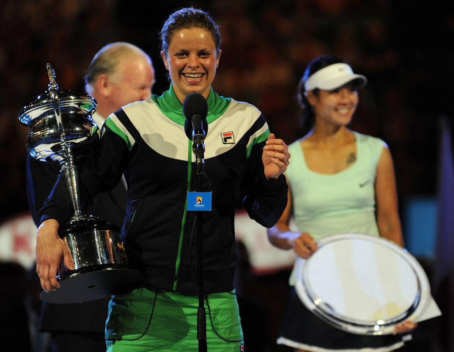 19991 - Now you can call me 'Aussie Kim' - Clijsters