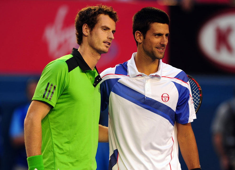 20036 - Murray can break Wimbledon duopoly - Djokovic