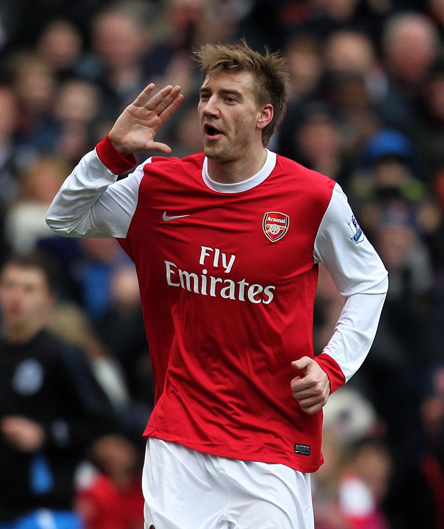 20042 - I'm not going back to Arsenal - Bendtner