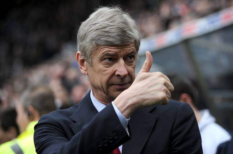 20300 - Wenger 'closer' to fullback deal