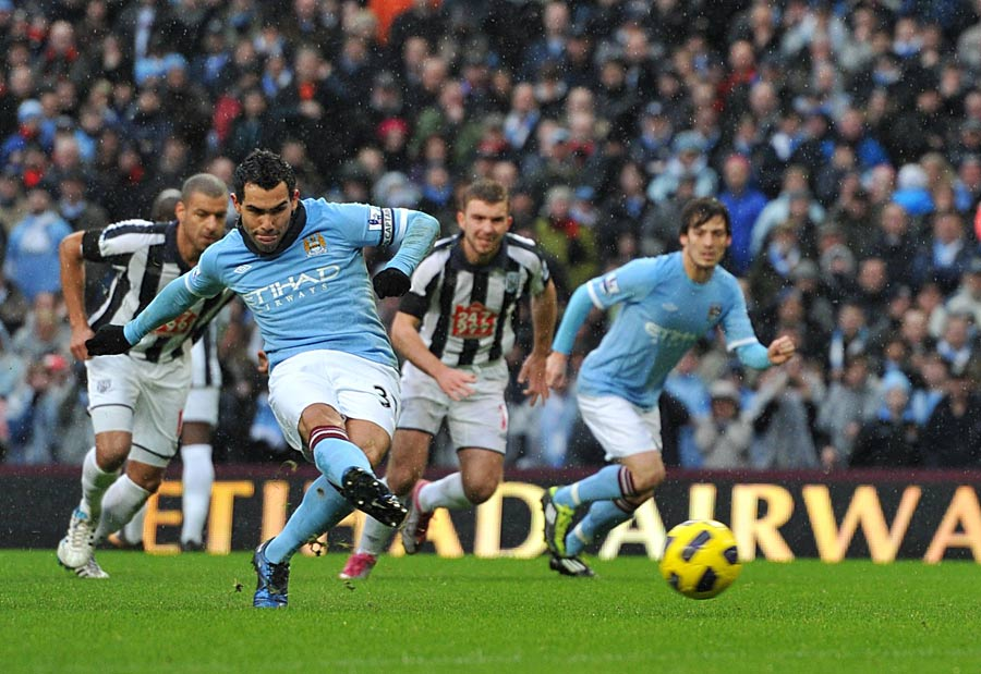 20303 - Tevez's 'attitude' to blame for Argentina omission