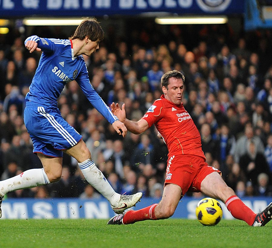 20395 - Lucky Liverpool surprised us - Torres