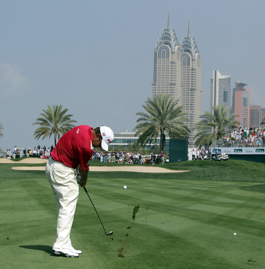 20535 - Golf : Stenson up first for Westwood