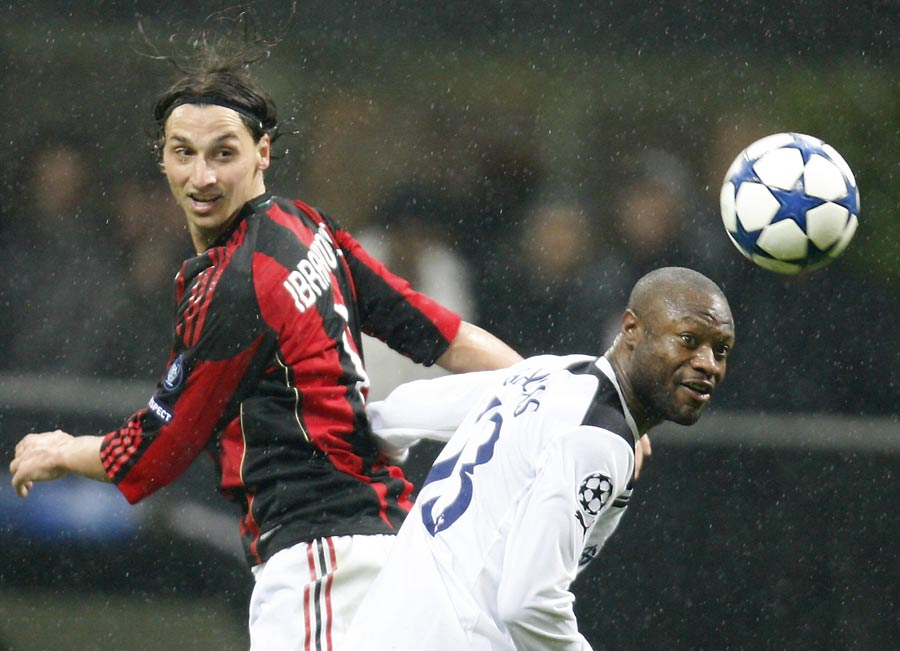 20739 - Ibrahimovic unlikely to join City - agent