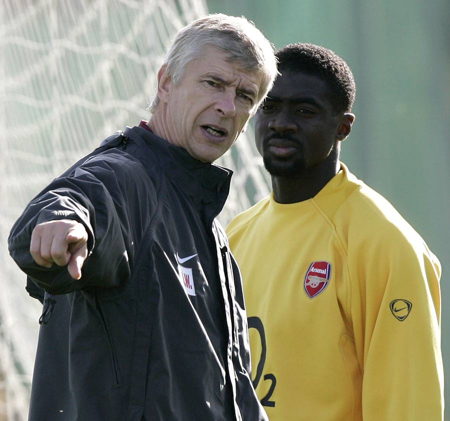 21445 - Toure took wife's diet pill - Wenger