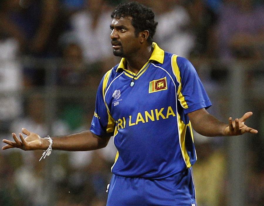 22724 - Muttiah Muralitharan rules out Test return
