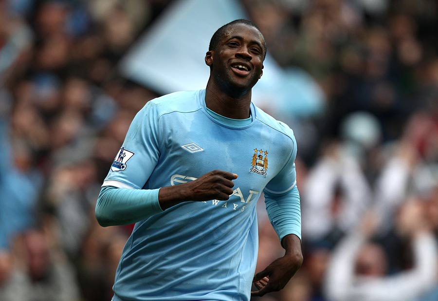 22752 - FA Cup is City's 'dream' - Toure