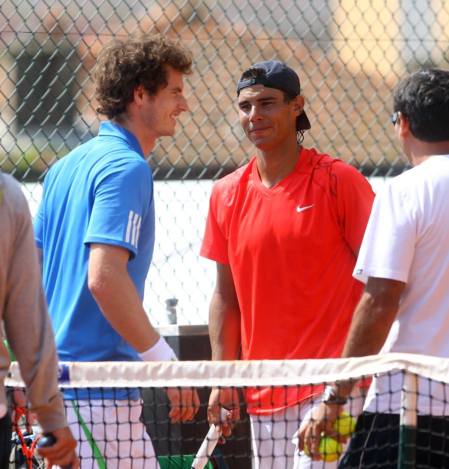 23136 - I can learn from Nadal loss - Andy Murray