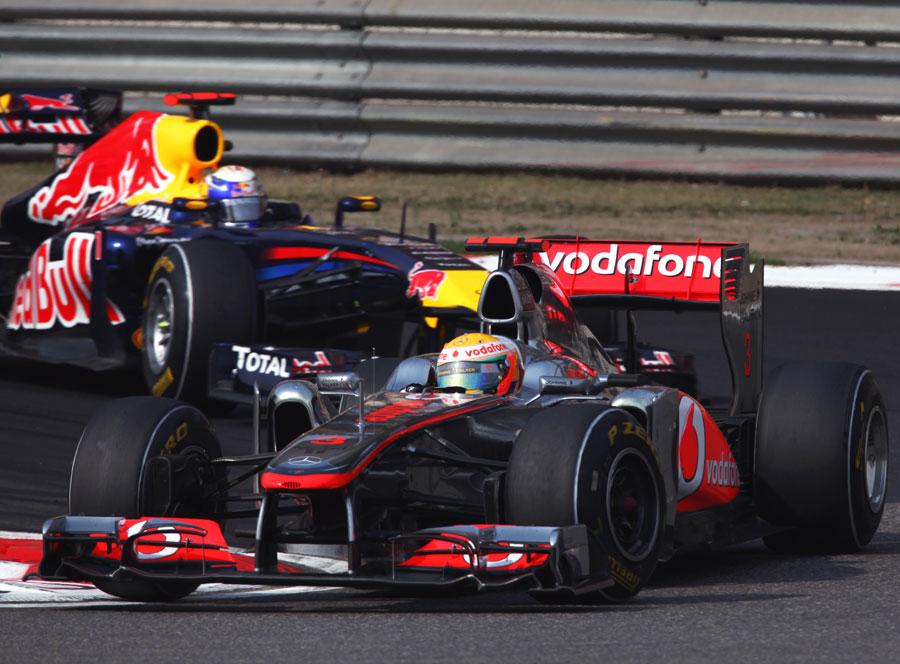 23332 - Hamilton ends Vettel's streak with Shanghai win