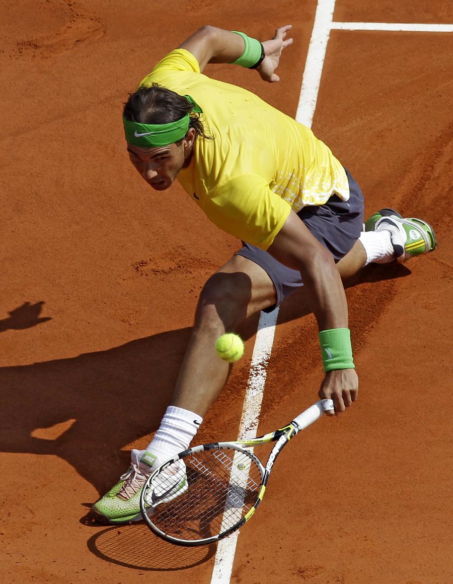 23348 - Rafael Nadal reigns again in Monte Carlo