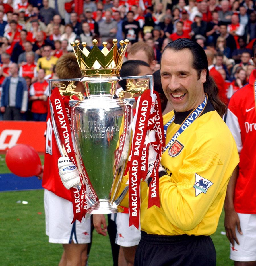 23422 - David Seaman calls for change at Arsenal