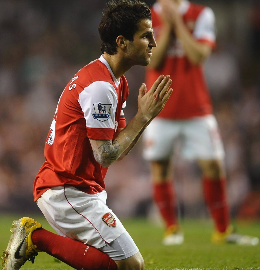 23503 - All quiet on the Fabregas front - Wenger