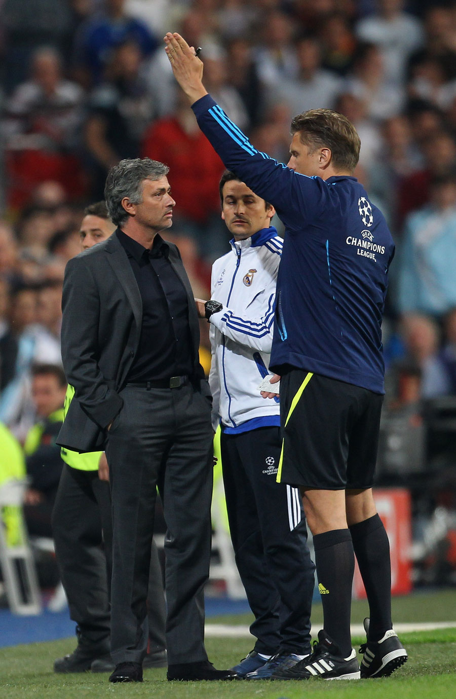 23770 - England return 'the next step' for Mourinho