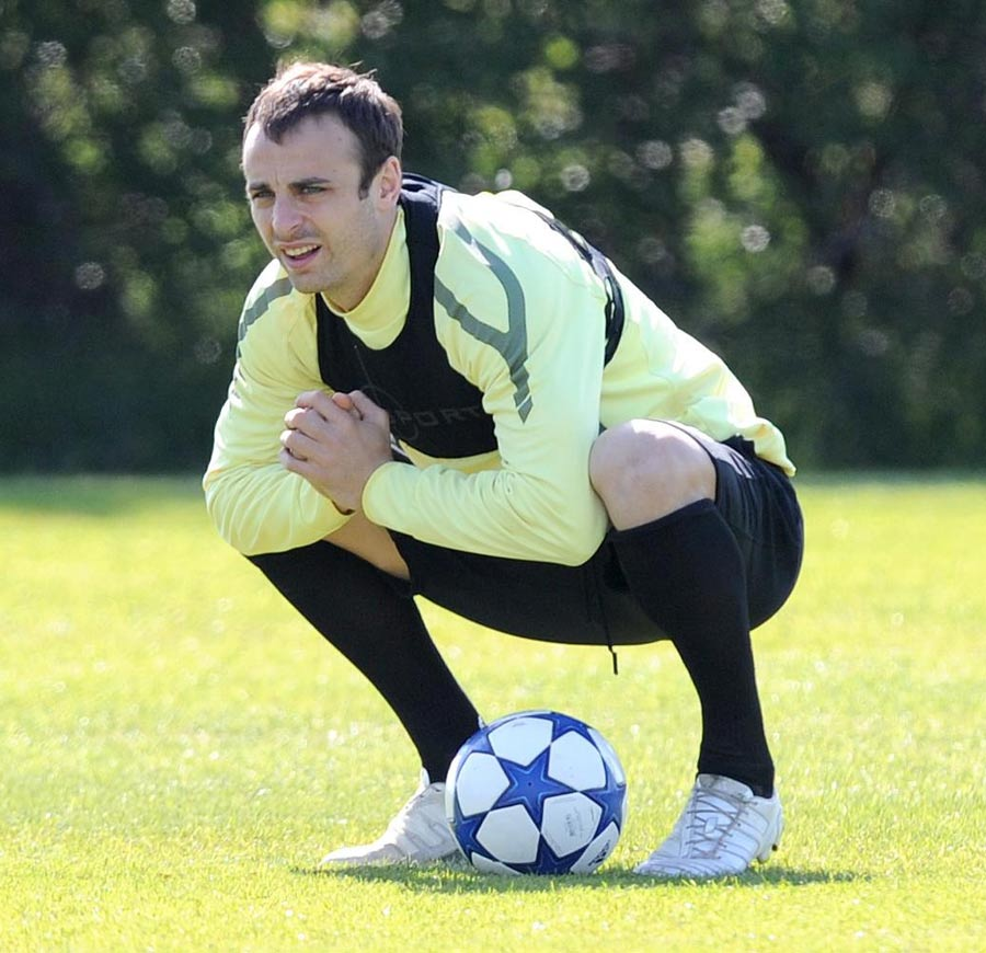 24008 - Determined Berbatov to battle for place in United