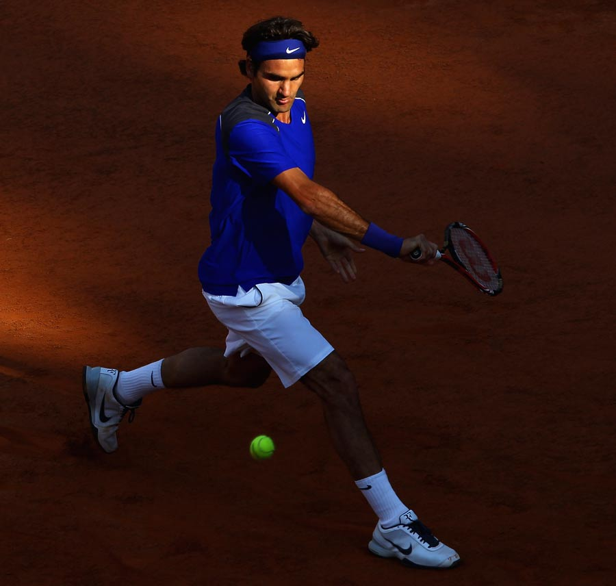 24373 - Federer outgunned by Gasquet in tiebreaker