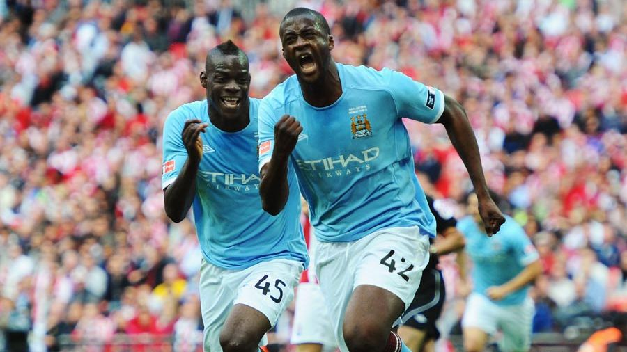 Mario Balotelli and Carlos Tevez both missed says Yaya Toure of Manchester City | Football News | ESPN.co.uk