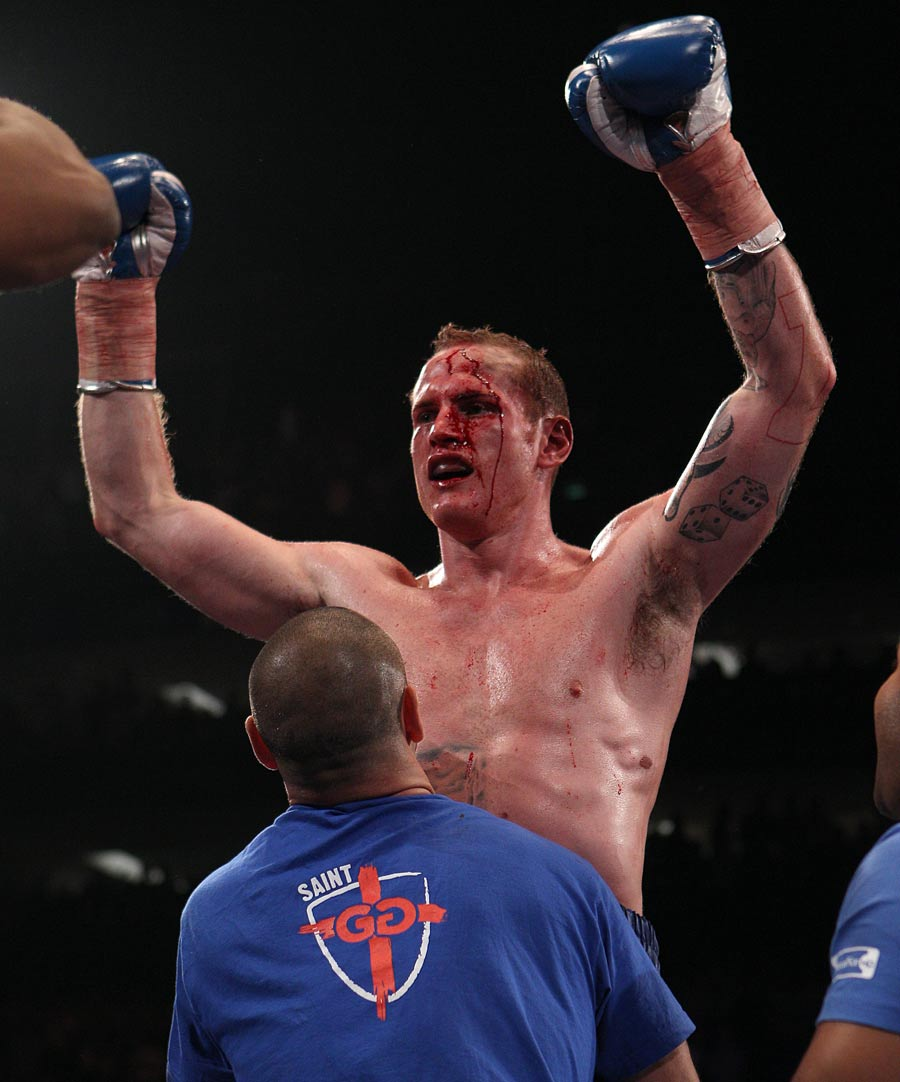24774 - Groves not ready for Froch - Booth