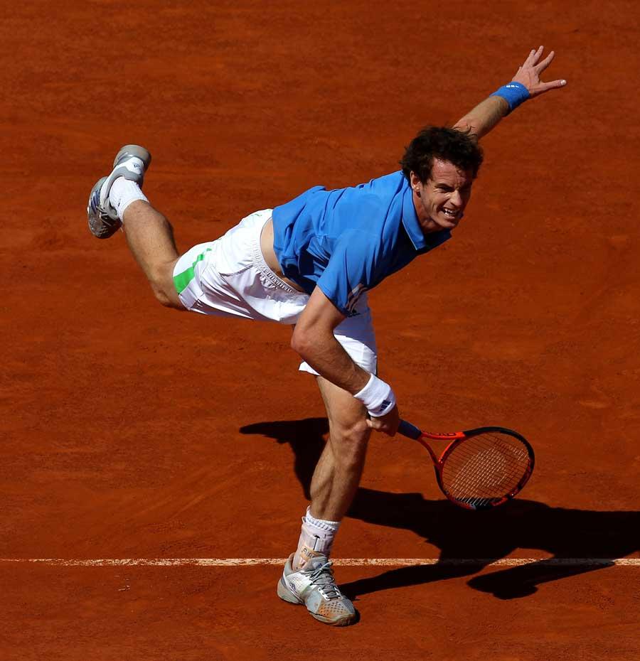 25303 - Murray sets up Nadal showdown