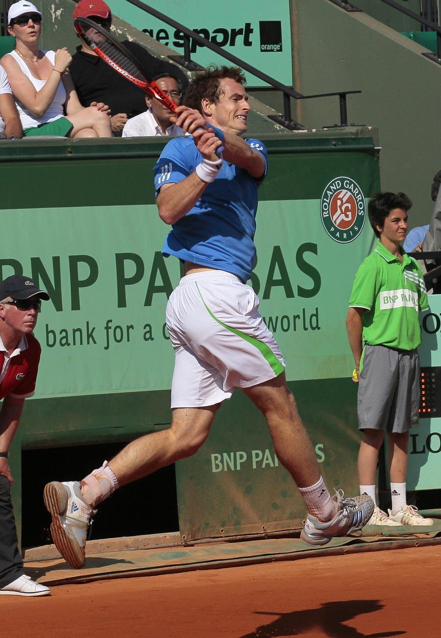 25310 - Murray sets up Nadal showdown
