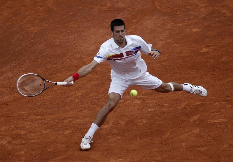 25398 - Novak Djokovic out of Queen's Open