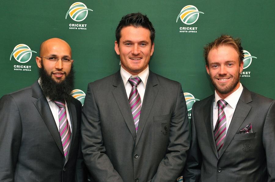 25536 - AB de Villiers named South Africa ODI/T20 Captain