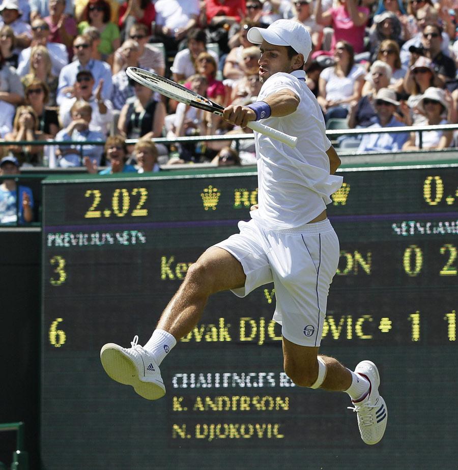 26160 - Djokovic & Kvitova scoop ITF gongs