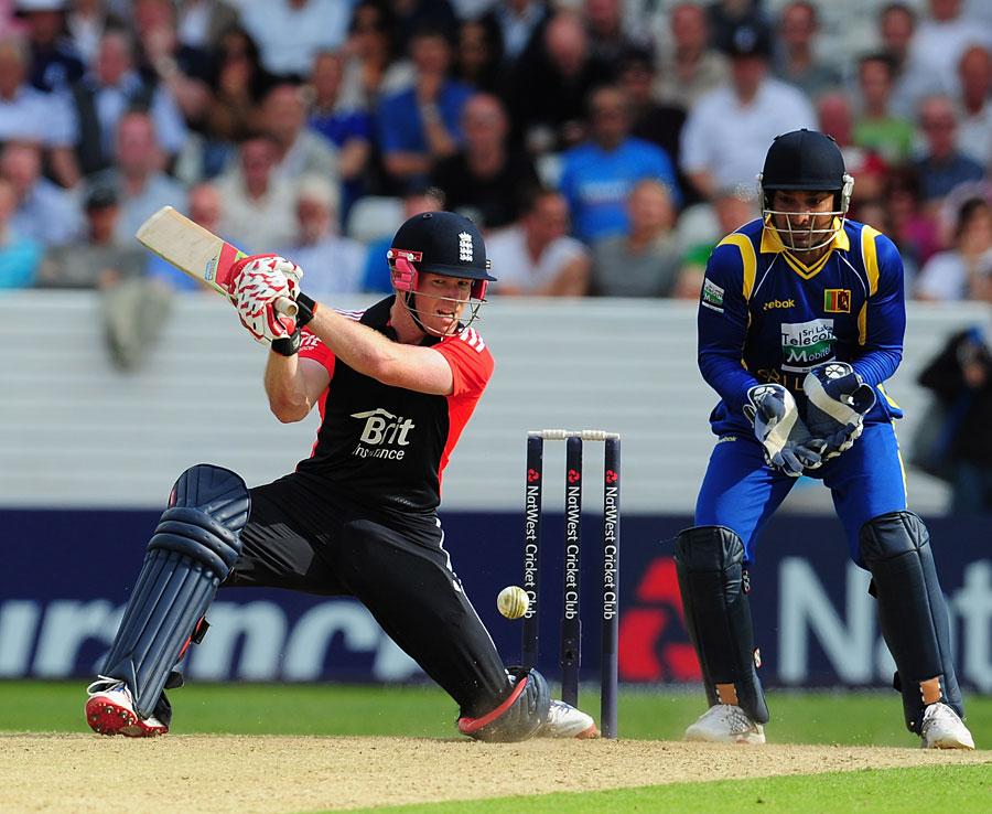 26526 - Eoin Morgan to captain England