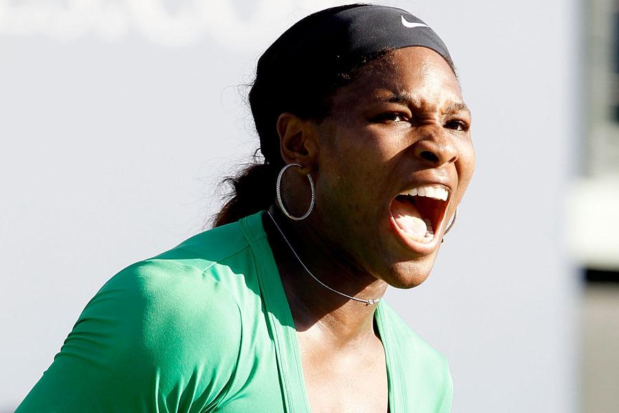 27288 - Williams sets up Sharapova showdown