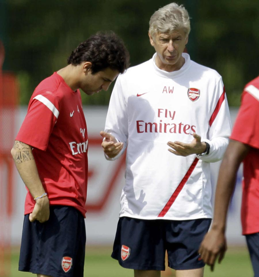 27779 - Wenger: Fabregas Arsenal return could happen