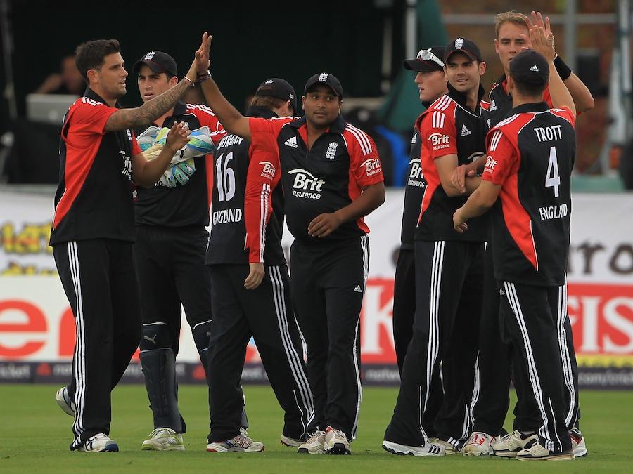 28709 - England primed for ODI improvement - Hussain