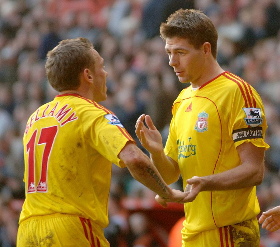 28788 - Steven Gerrard delighted at Bellamy return