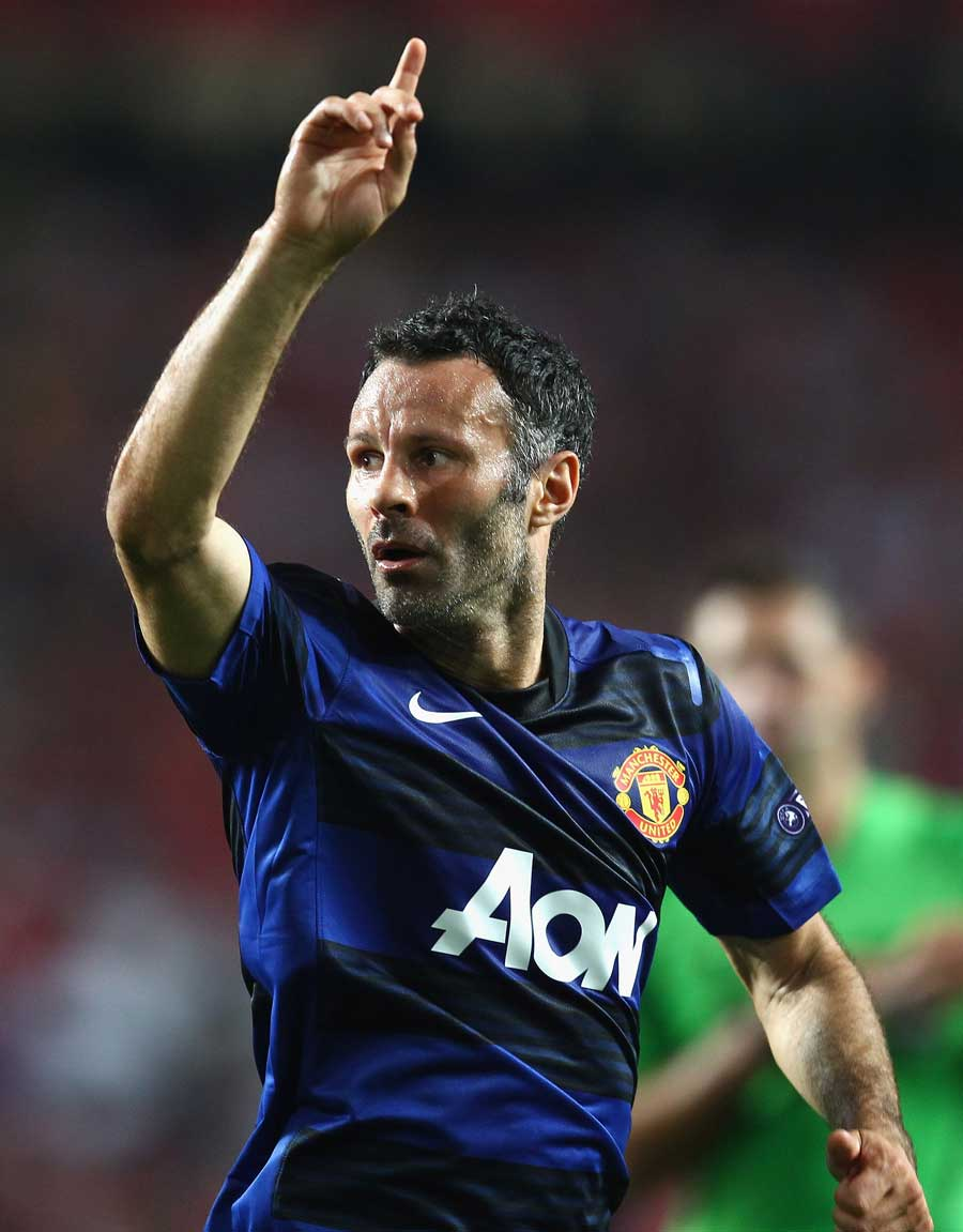 29208 - United's experience will topple City - Giggs