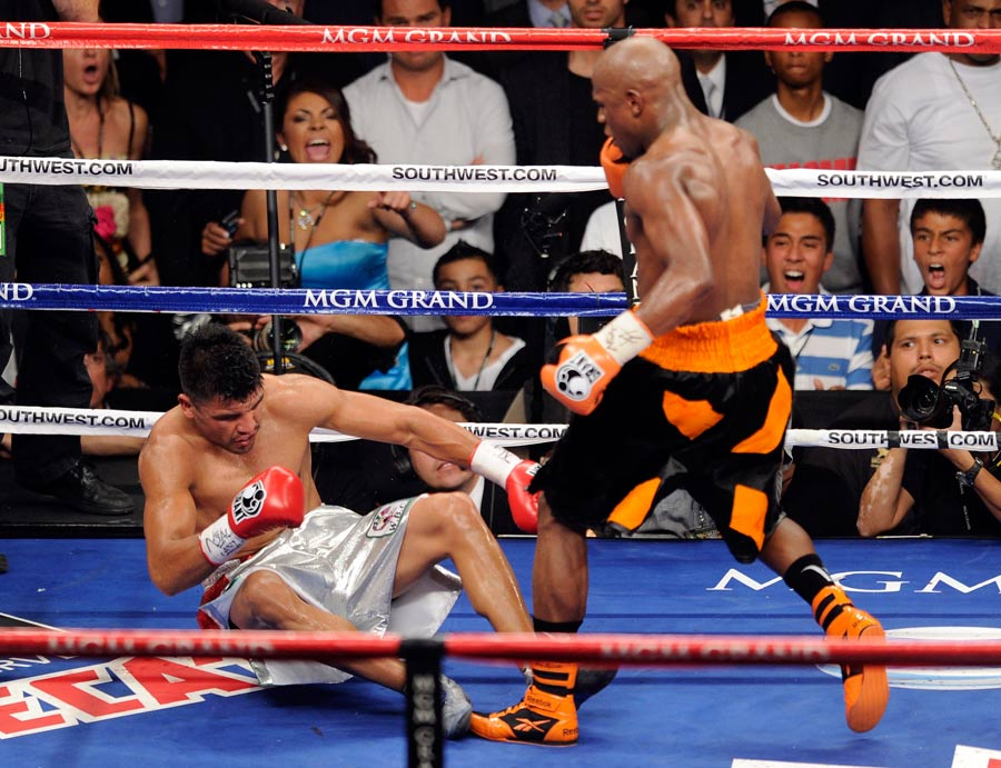 29371 - Boxing Floyd will KO Manny - De La Hoya