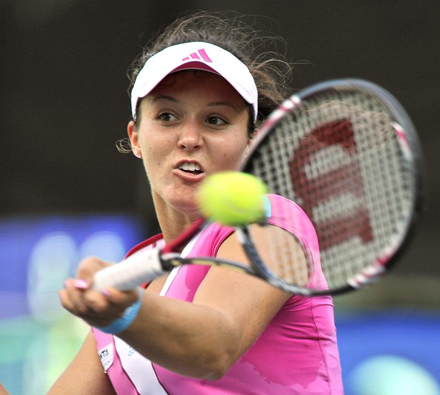 29611 - Robson draws Oudin in Australian Open qualifying