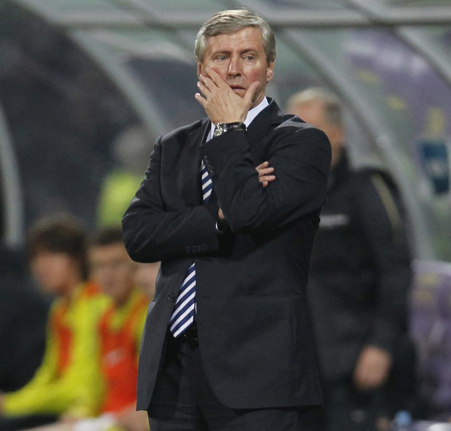 30232 - Serbia coach Vladimir Petrovic resigns