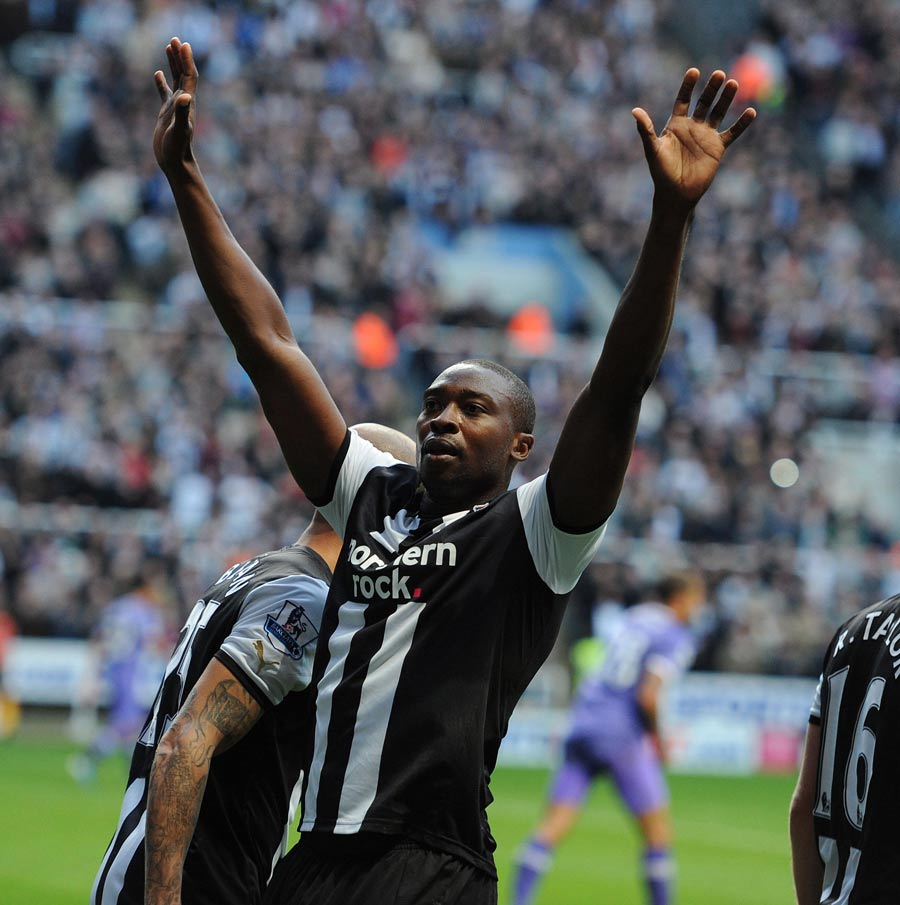 30336 - Ameobi subject to racist taunts online